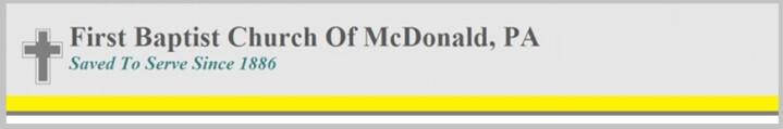 FBC McDonald
