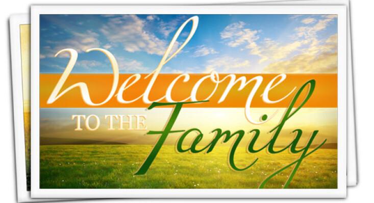 FBC Welcomes it's new Pastor